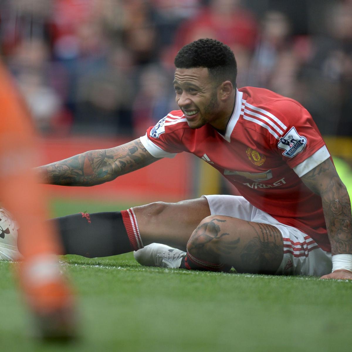 Manchester United Transfer News Latest Rumours On Lucas: Manchester United Transfer News: Latest Rumours On Memphis