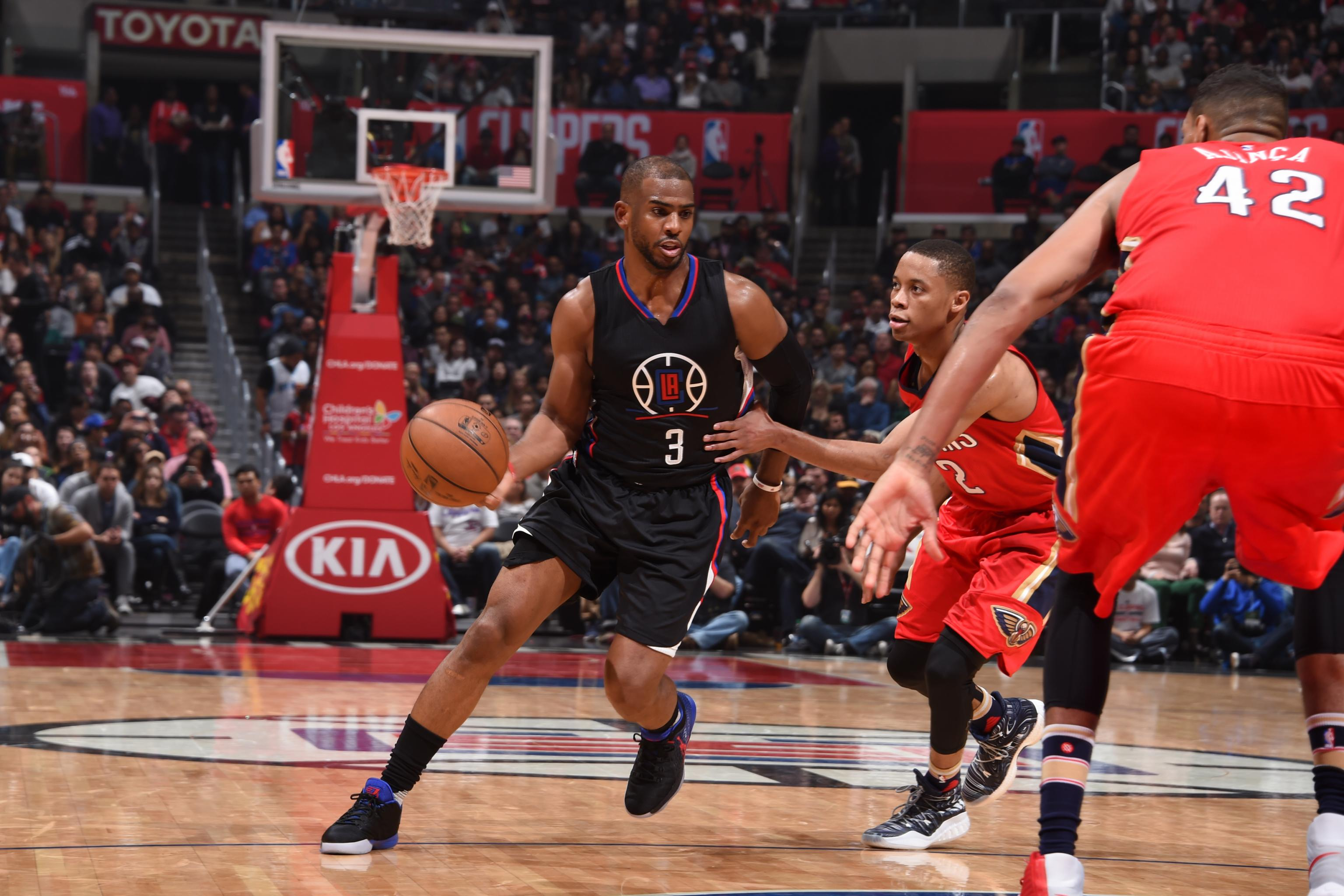 Chris Paul vs. Pelicans: Stats ...