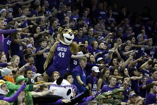 Grand Canyon Has Found The Secret To Rapid Division I