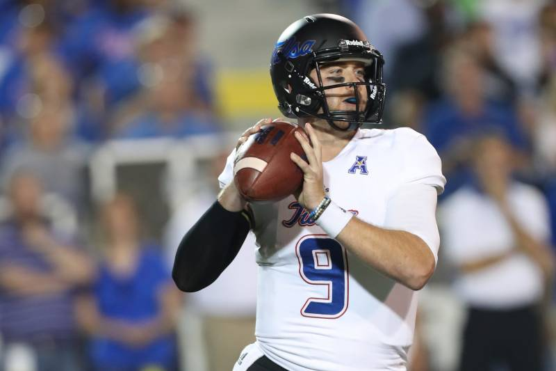 Miami Beach Bowl 2016: Central Michigan vs  Tulsa Live Score