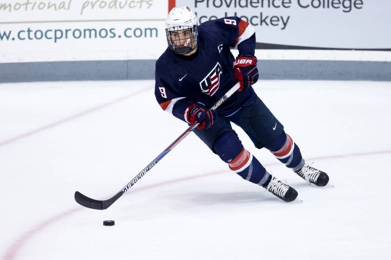 World Junior Hockey 2017 Usa Roster 23 Man Team For Championships