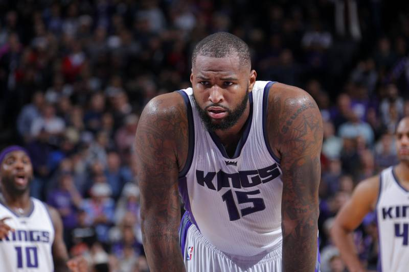 DeMarcus Cousins vs  Trail Blazers: Stats, Highlights and