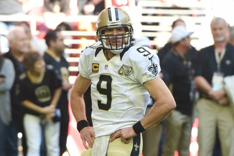 cheap for discount cc2b6 dc366 Drew Brees Comments on Not Being Selected to Pro Bowl ...