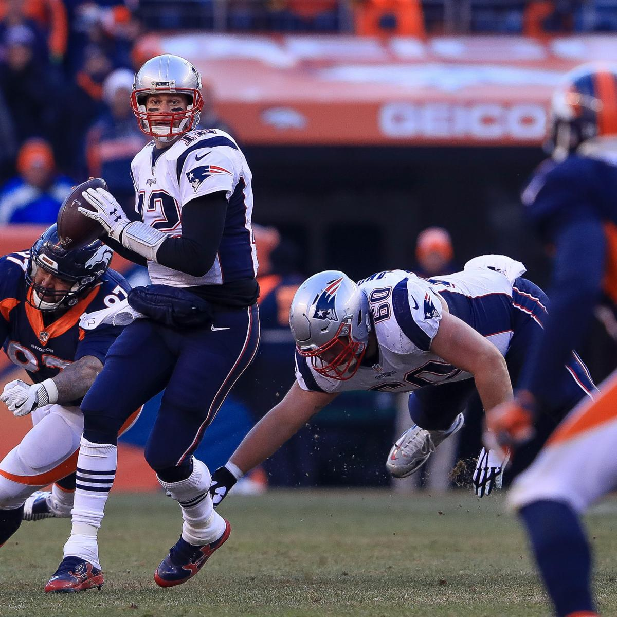 NFL Playoff Picture Week 16: Latest AFC, NFC Wild-Card