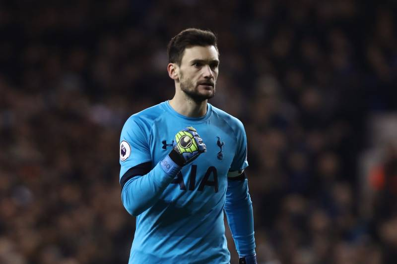603b78344fd Tottenham Hotspur goalkeeper and captain Hugo Lloris signed a new contract  ahead of Christmas Day.