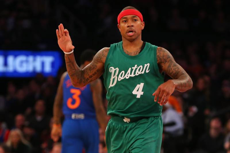 sports shoes b0c39 040bc Celtics vs. Knicks: Score and Twitter Reaction from ...