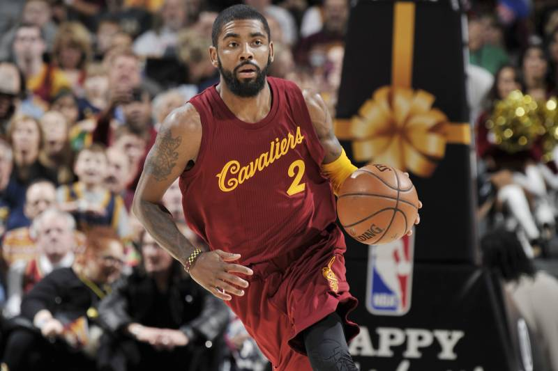 fe687b459e7c Christmas Day NBA Roundup  Kyrie Irving Writes Another Chapter in Growing  Legend