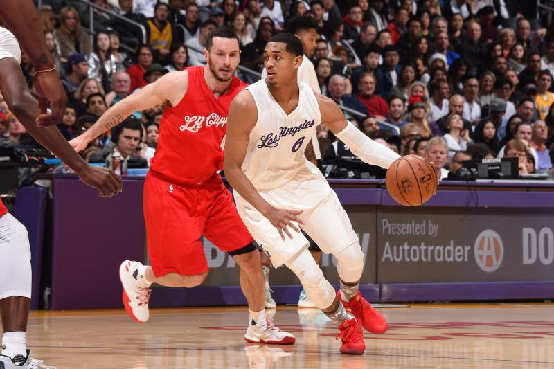 20b14a1ff Clippers vs. Lakers  Score and Twitter Reaction from Christmas Day ...