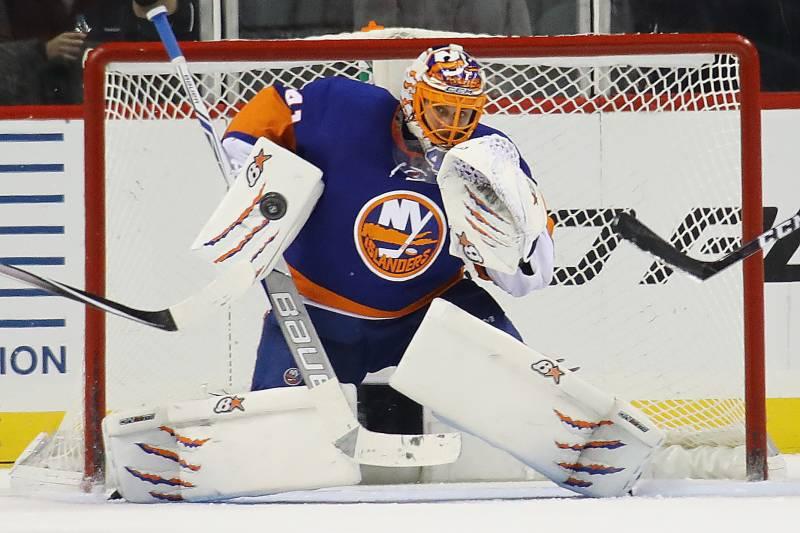 watch 533c0 4dd5a Jaroslav Halak Waived by Islanders: Latest Details, Comments ...
