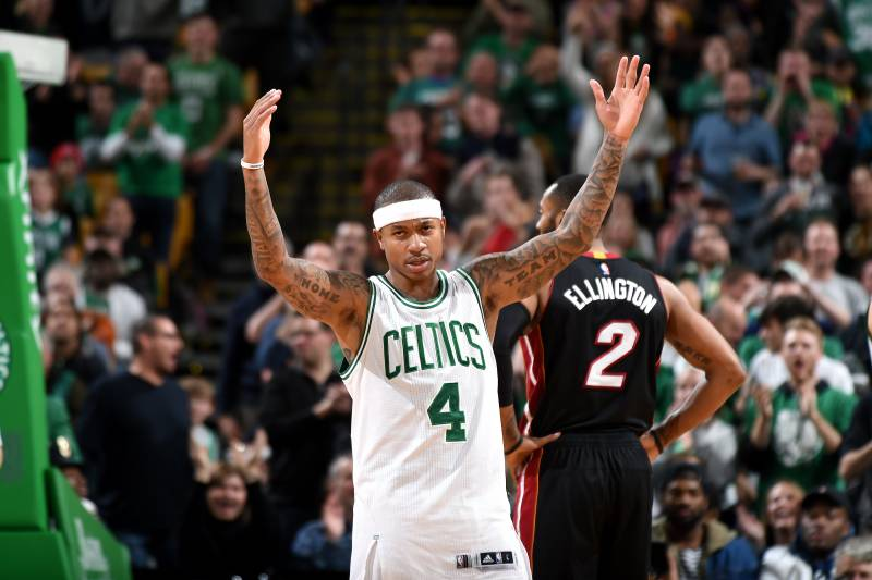 caff07654157 Friday NBA Roundup  Isaiah Thomas Making Case as the Only Superstar ...