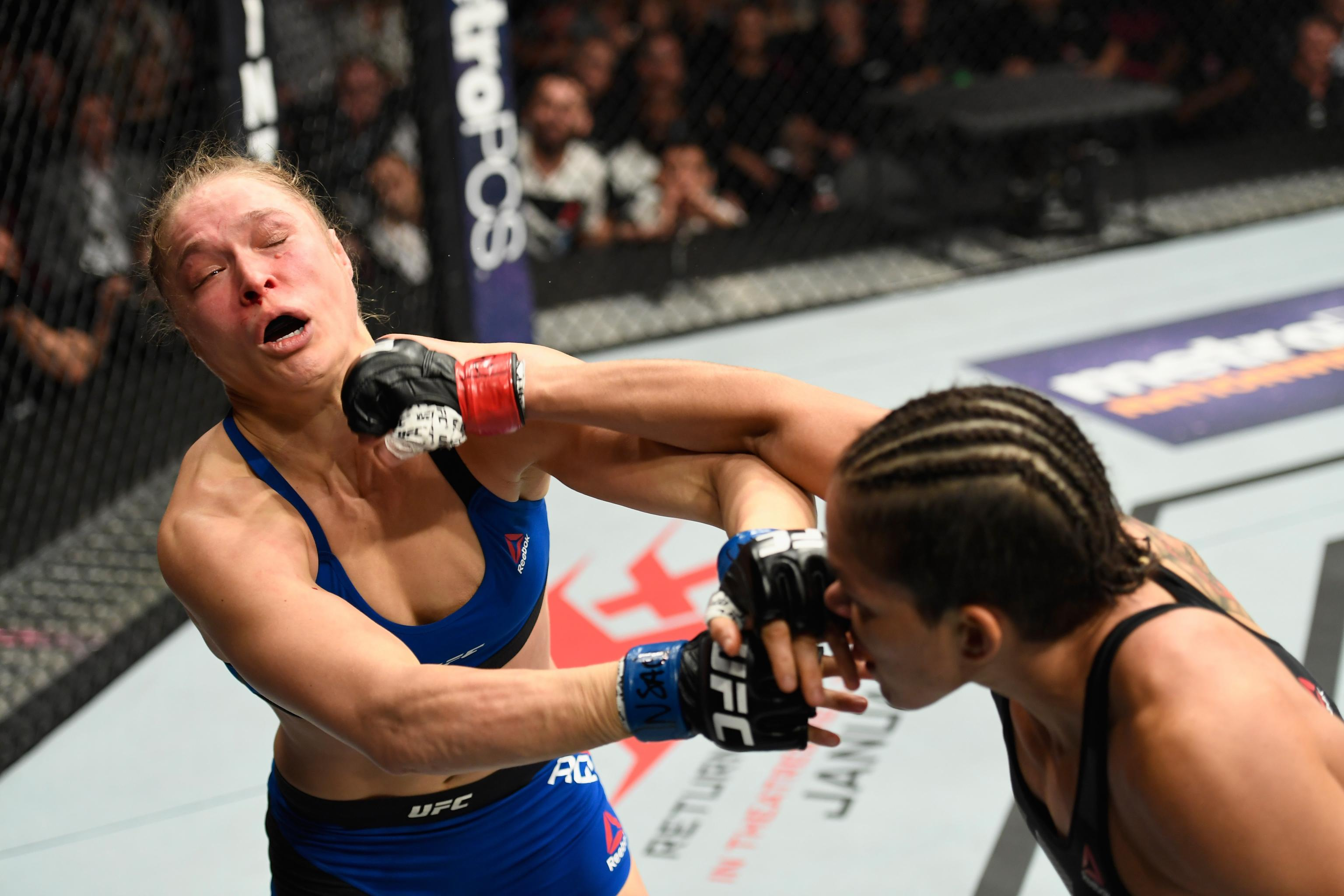 Ronda Rousey S Disappearing Act May Be For Good After 2nd Straight Loss Bleacher Report Latest News Videos And Highlights