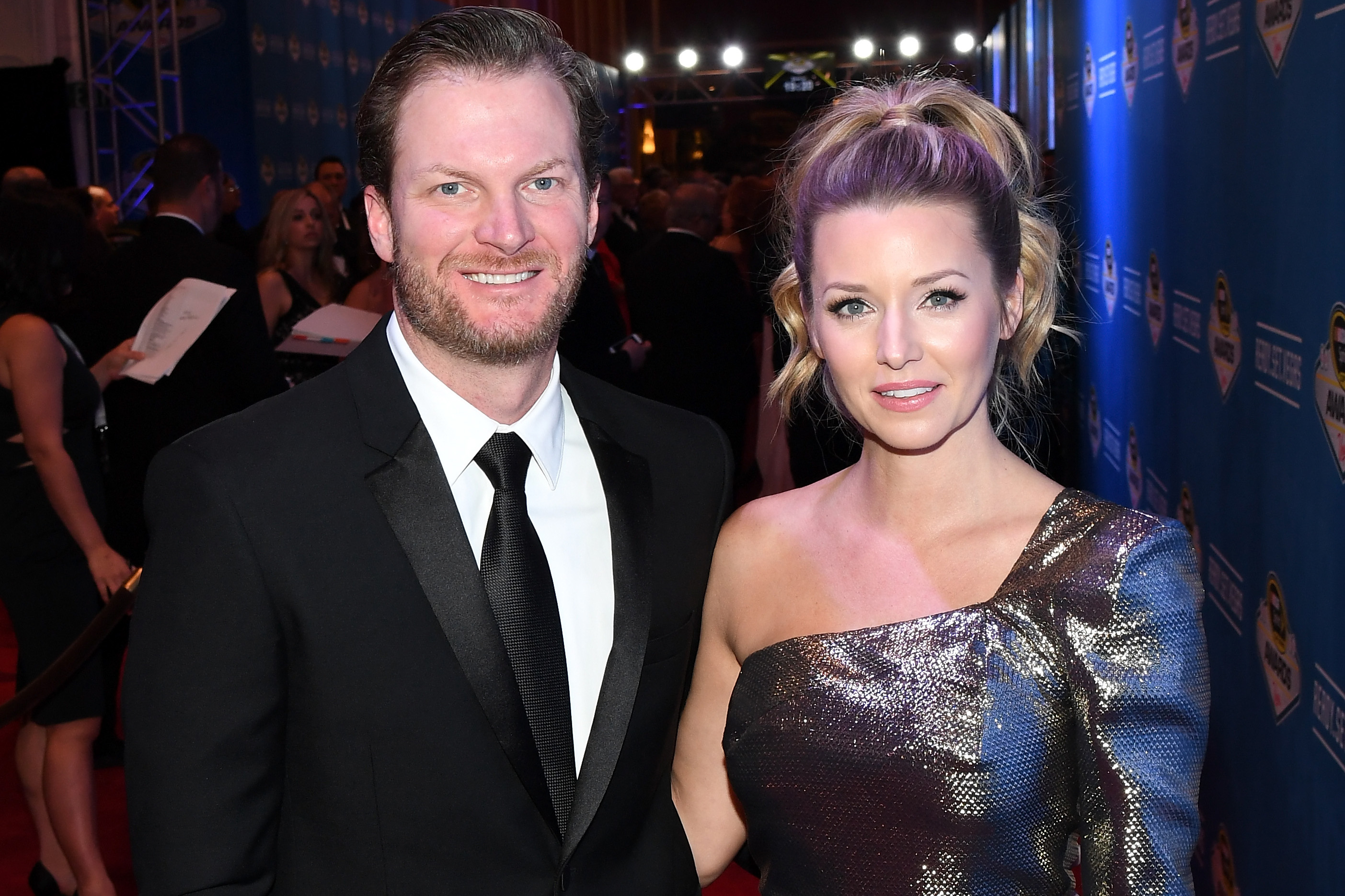 who is dale earnhardt jr dating now