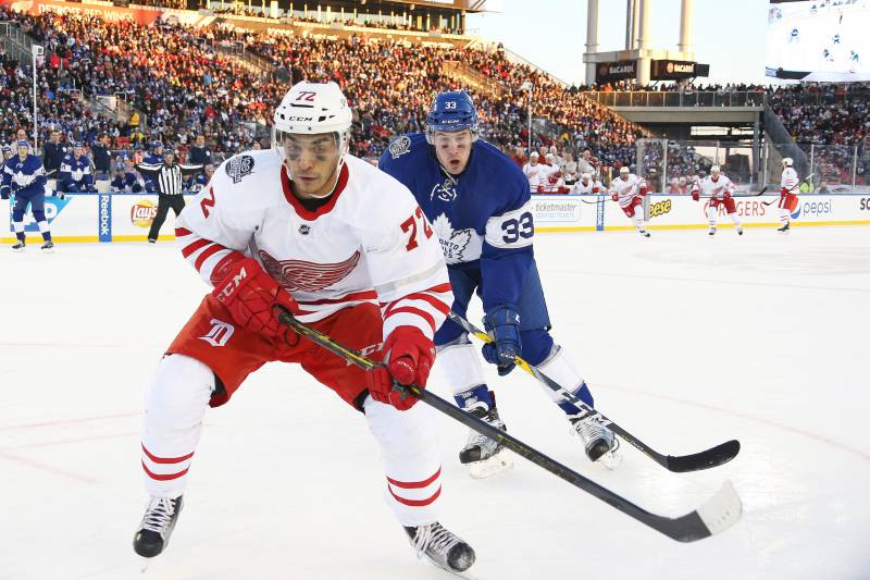 7a78fbeed NHL Centennial Classic: Live Score and Updates for Maple Leafs vs. Red Wings.  Carol Schram@pool88 Featured ColumnistInvalid Date Comments. TORONTO ...