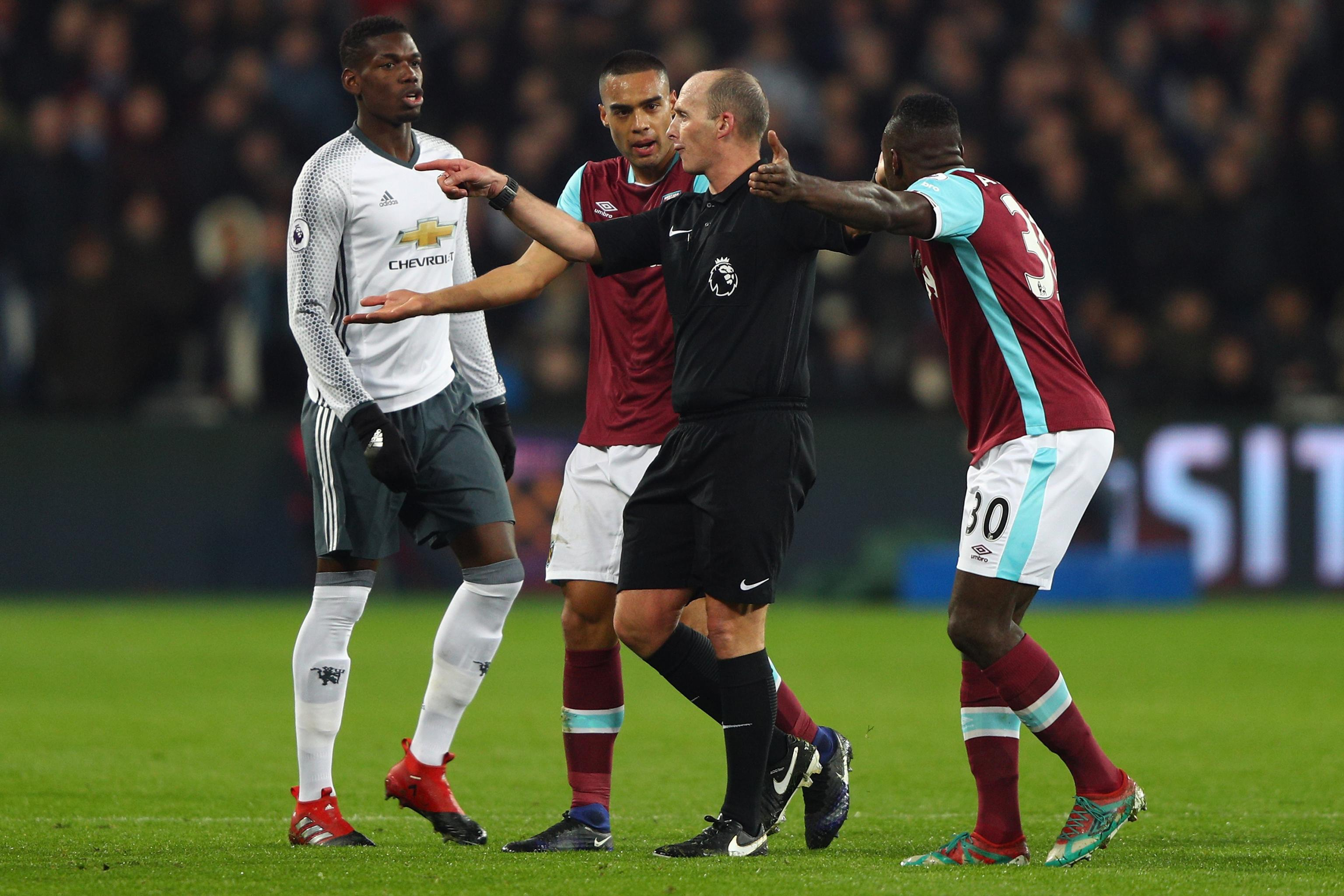 West Ham Vs Manchester United Score Reaction From 2017 Premier League Match Bleacher Report Latest News Videos And Highlights