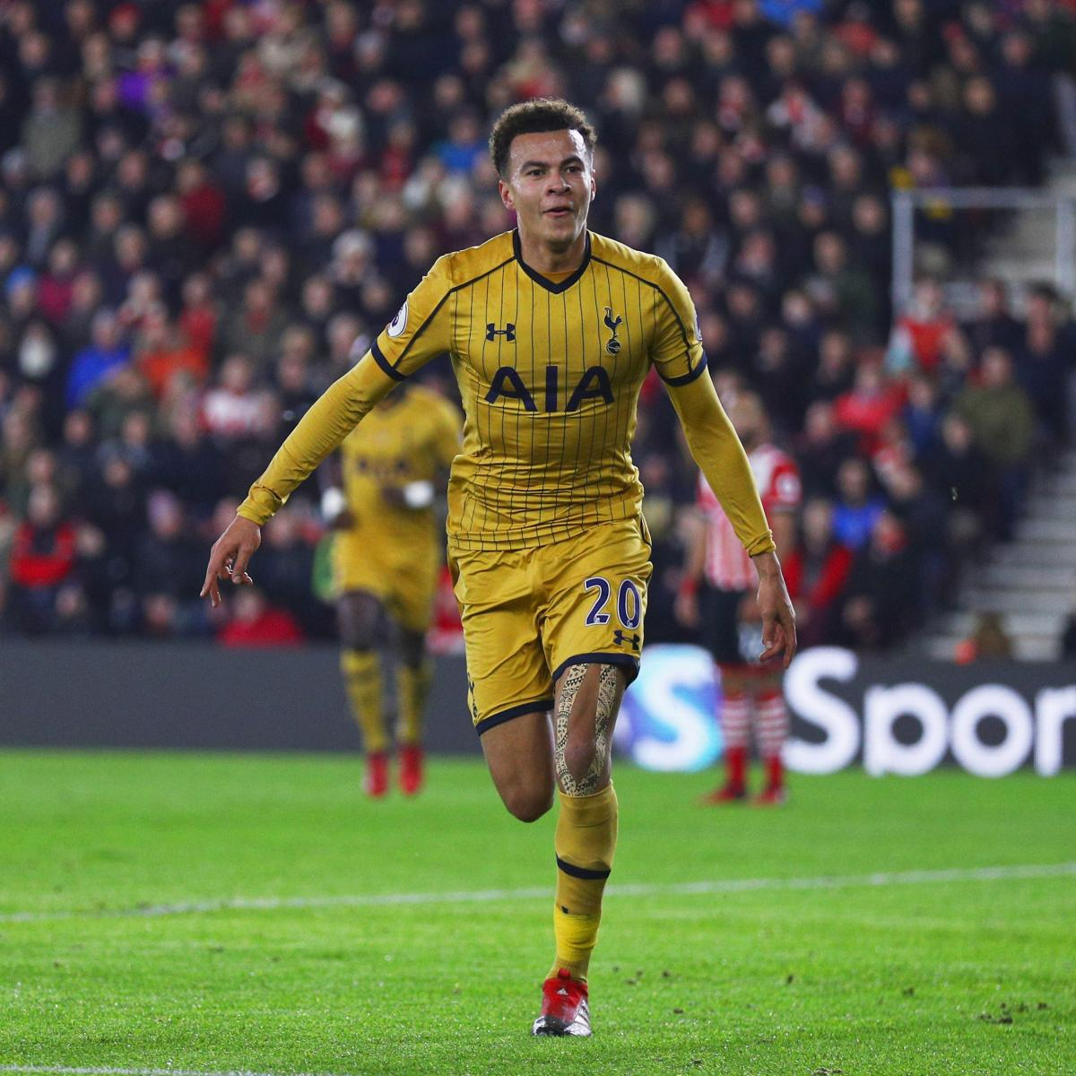 Inside The Window: Dele Alli And Alex Oxlade-Chamberlain In Focus