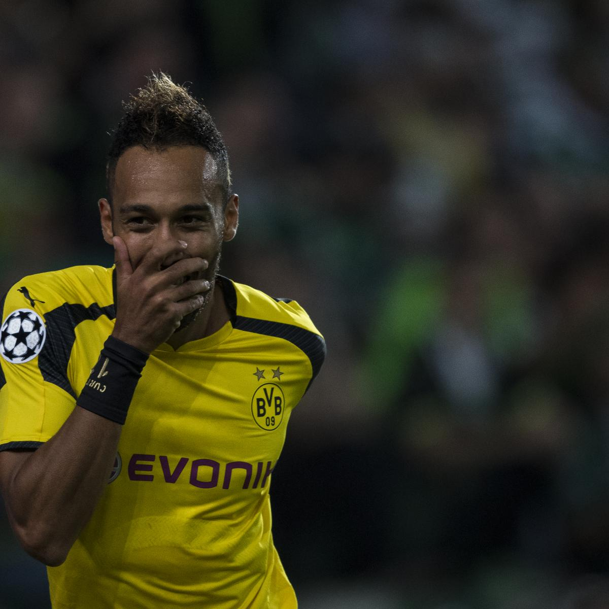 Pierre-Emerick Aubameyang Linked With Record-Breaking Transfer To Shanghai SIPG