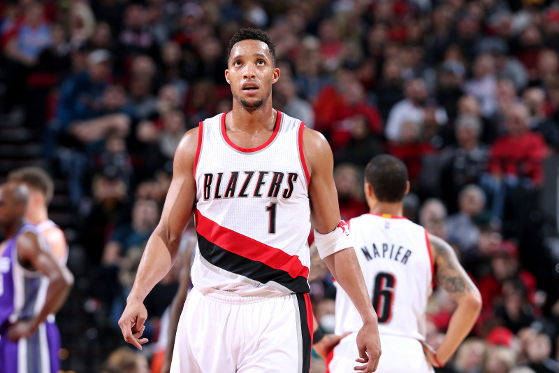 Report: Evan Turner Traded to Hawks from Blazers for Kent Bazemore