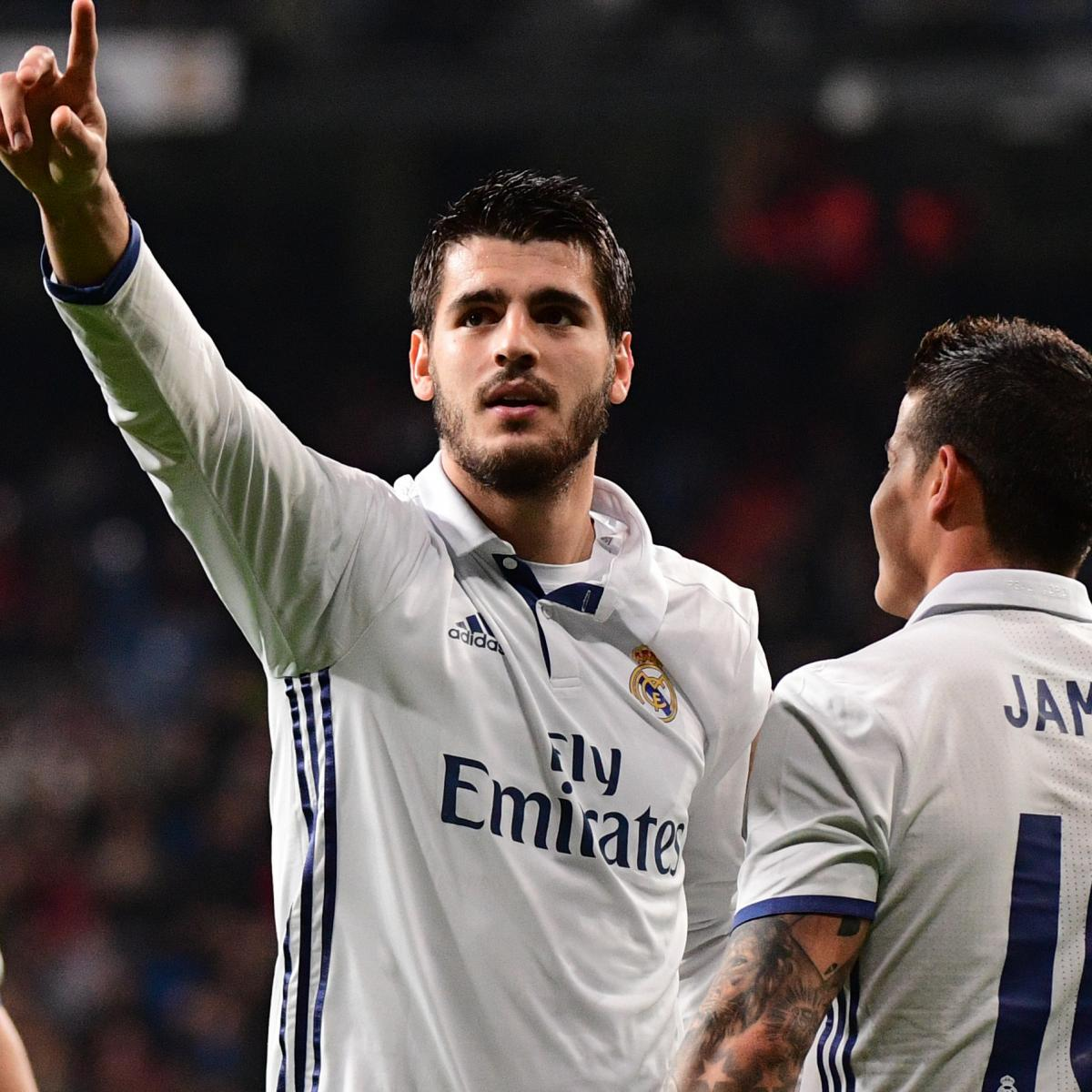 11ee0a398 5 Real Madrid Players Who Deserve More 1st-Team Chances in 2017 ...