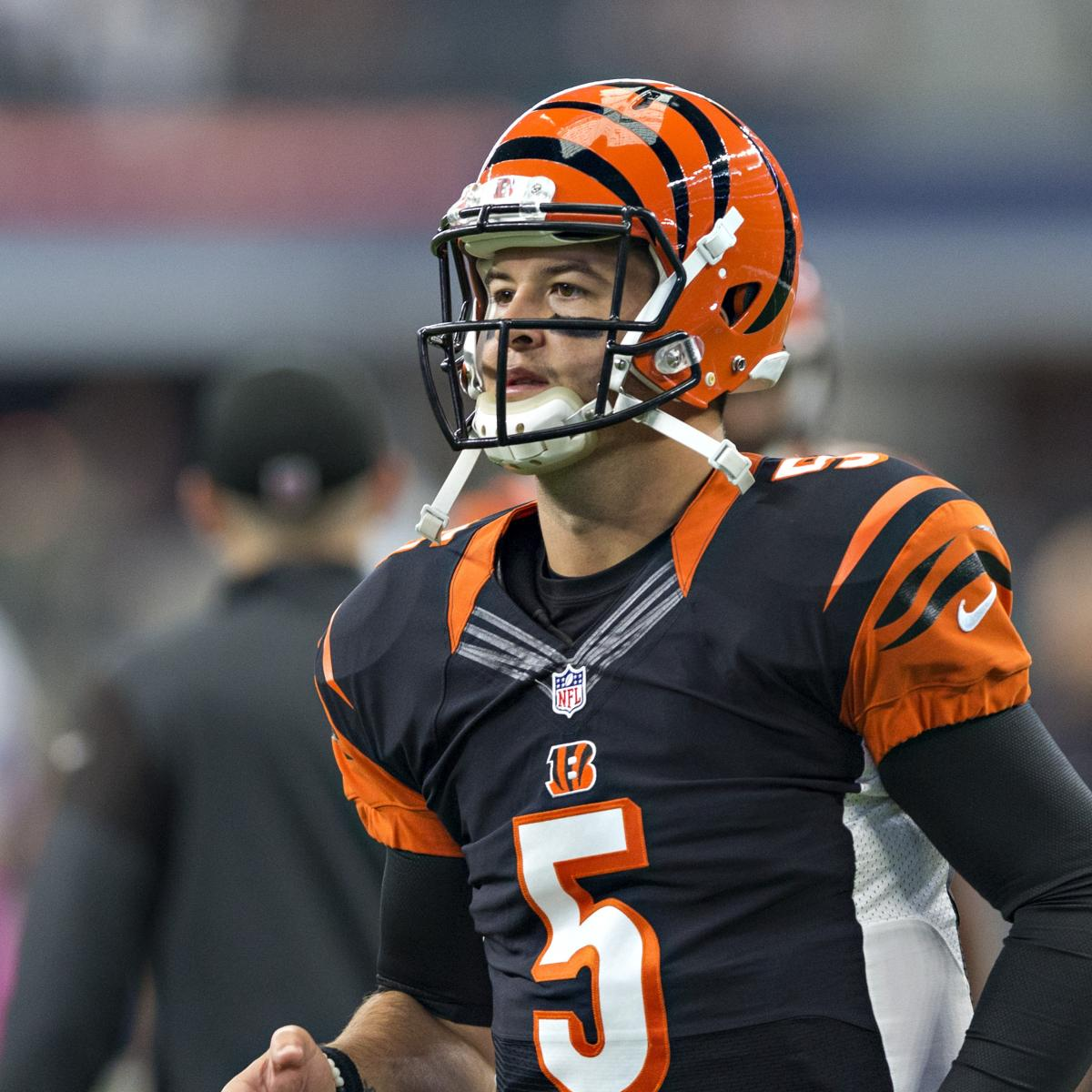 Aj Mccarron Signs Dua Year Contract With Bills After Empat Seasons With Bengals Bleacher Report Latest News Videos And Highlights
