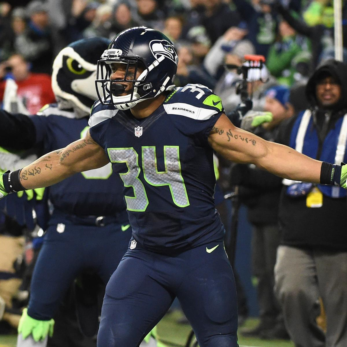 Seahawks Running Game Looks O.K. With Rawls - NYTimes.com