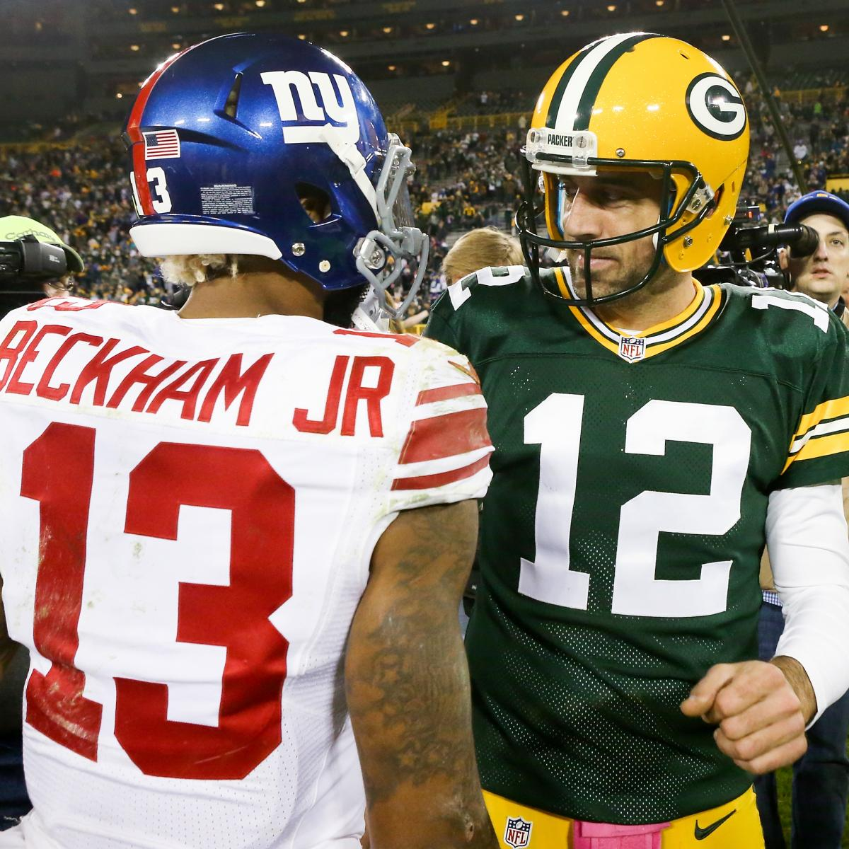 NFL Playoff Picks 2017: Updated Odds and Predictions for ...
