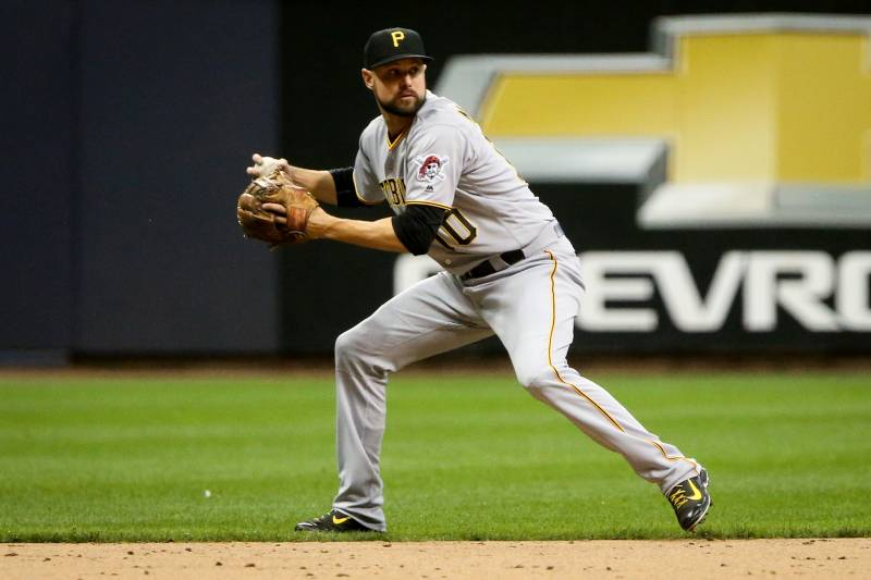 215069294ab Jordy Mercer Contract  Latest News and Rumors on Negotiations with Pirates