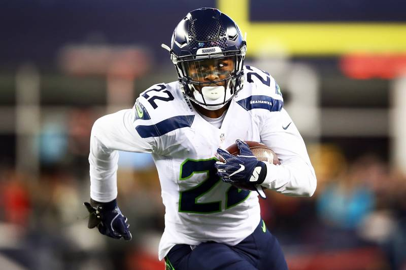 045409ccb9e C.J. Prosise Reportedly Placed on IR by Seahawks Due to Ankle Injury ...