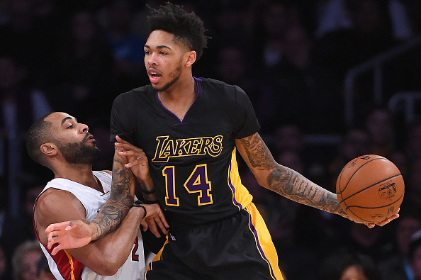 wholesale dealer c1383 b1620 Brandon Ingram Has Started Turning the Corner for Los ...