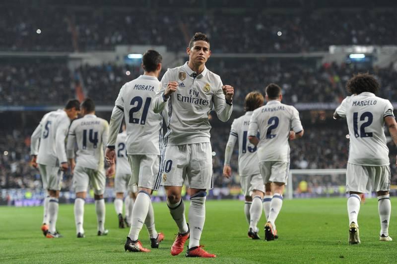 sale retailer 19201 0241e Real Madrid Transfer News: James Rodriguez Reportedly ...