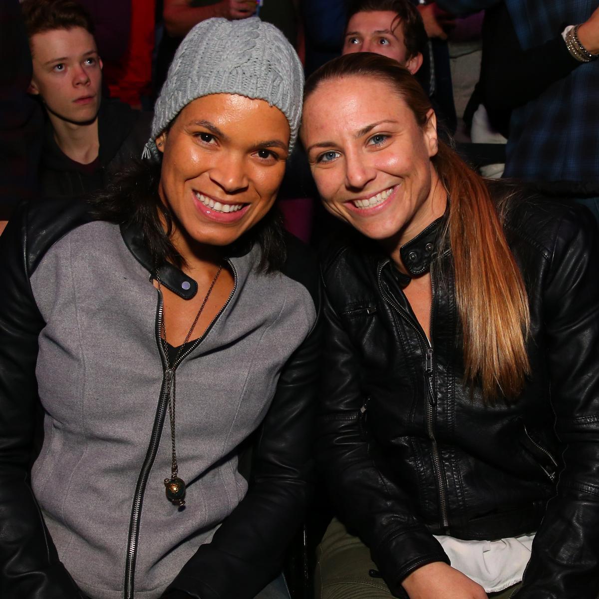 Amanda Nunes Boyfriend