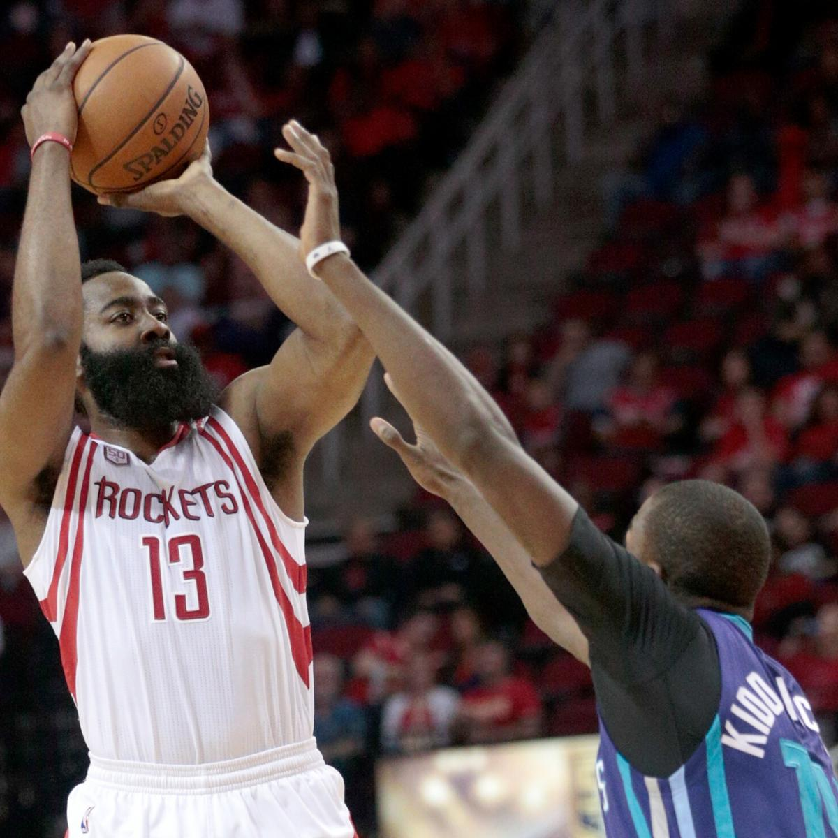 James Harden Points Last Night: James Harden Has 2 Triple-Doubles This Season With 40