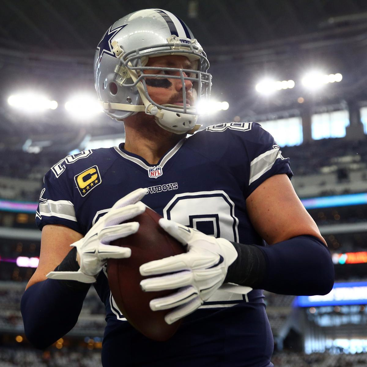 c78966c9d80 Jason Witten Reportedly Plans to Retire, Join ESPN's Monday Night Football  Crew