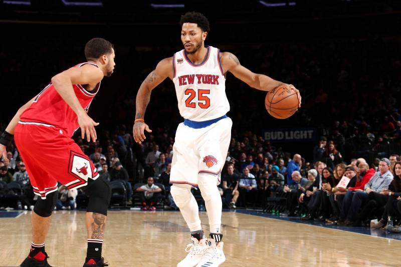 46294b609ddb Bulls vs. Knicks  Score