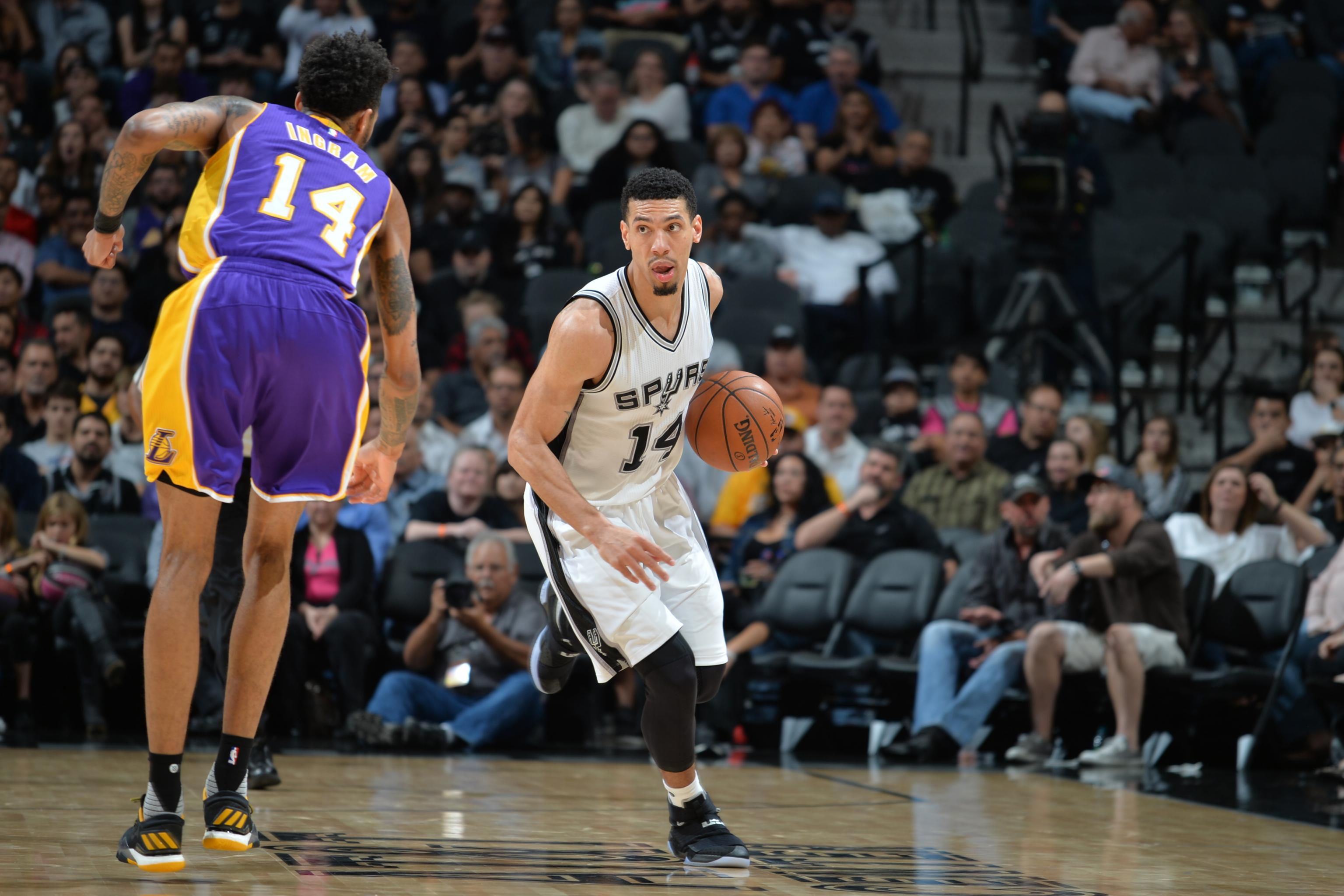 After Puzzling Slump Spurs Danny Green Is Nba S Top 3 Point Shooter Bleacher Report Latest News Videos And Highlights