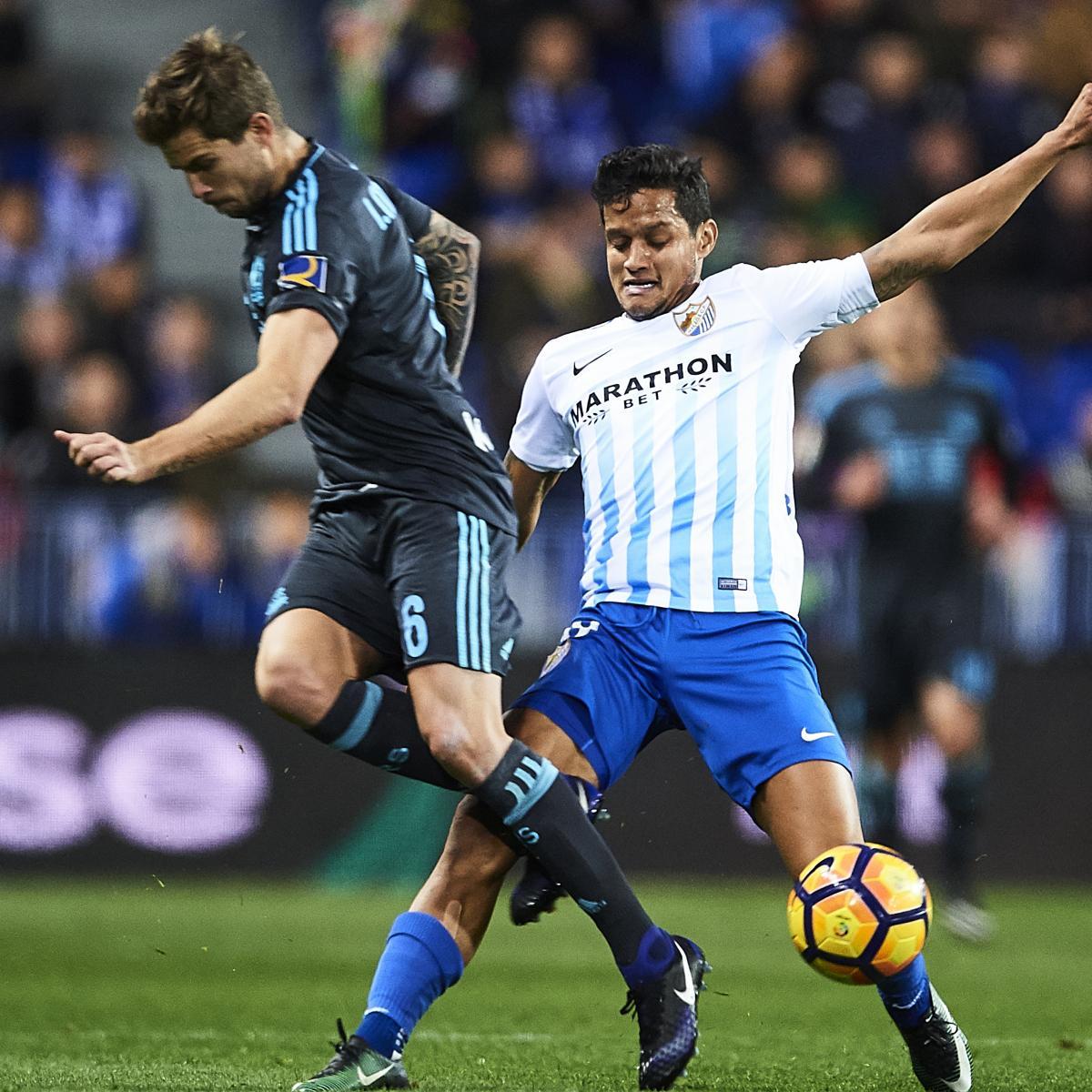 Score La Liga