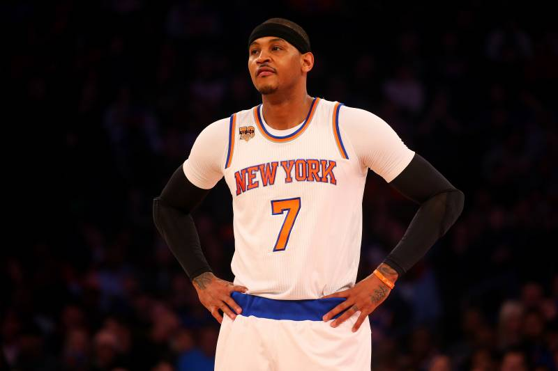 b433542f5f5 Carmelo Anthony Doesn t Deserve Another Round of Phil Jackson s Mind Games