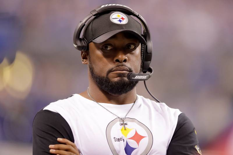 """Image result for mike tomlin"""""""