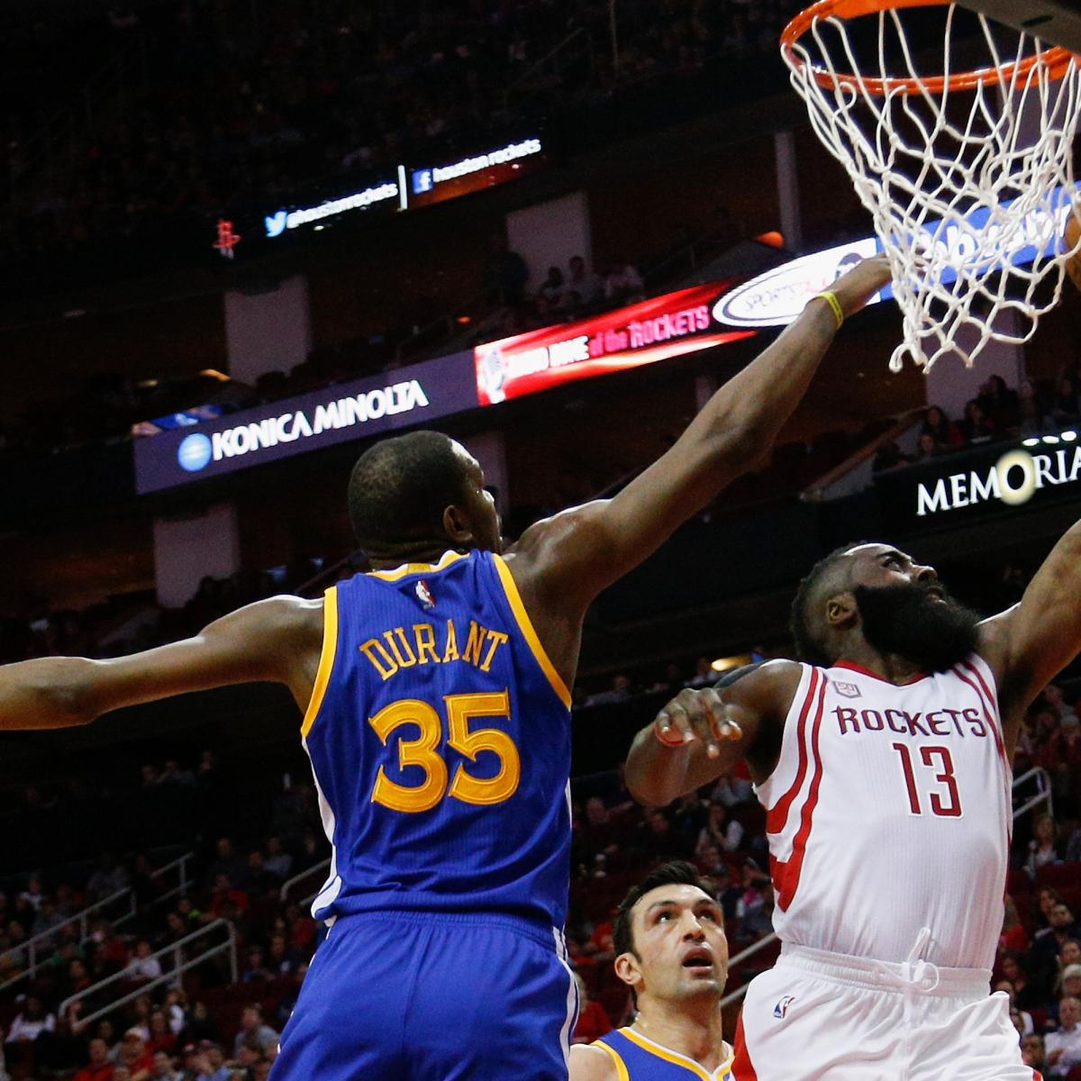 Rockets Vs Warriors January: Rockets-Warriors Rivalry Will Never Be Unless Houston Gets