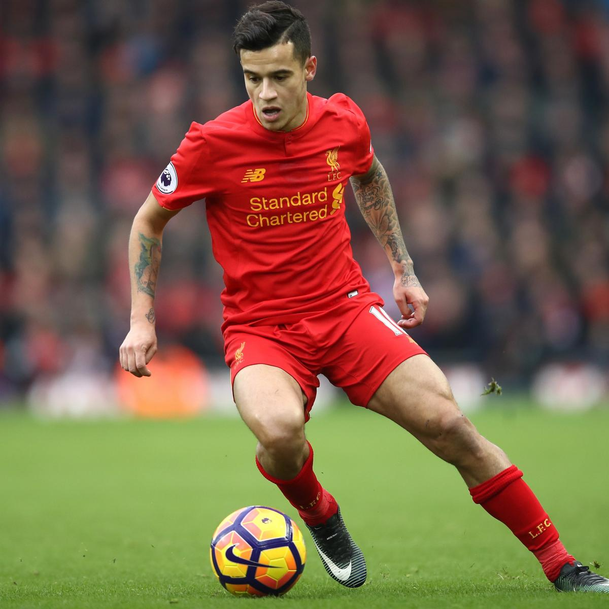 Liverpool Transfer News: Philippe Coutinho Contract Talks ...