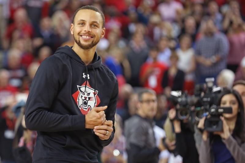 0c0dbe478cab Steve Kerr Says Kids Relate to Stephen Curry More Than Michael ...