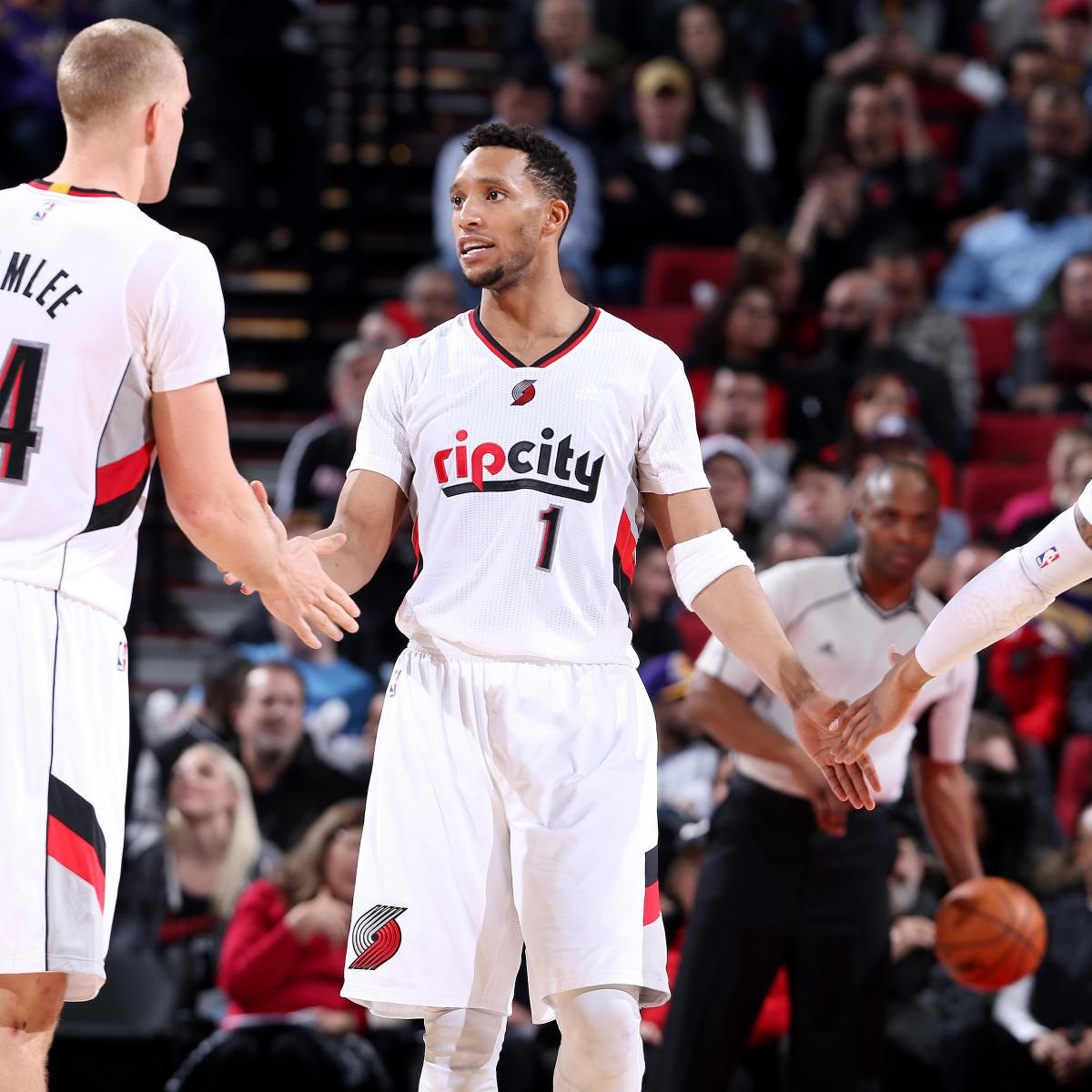 Blazers Score: Lakers Vs. Trail Blazers: Score, Highlights, Reaction From