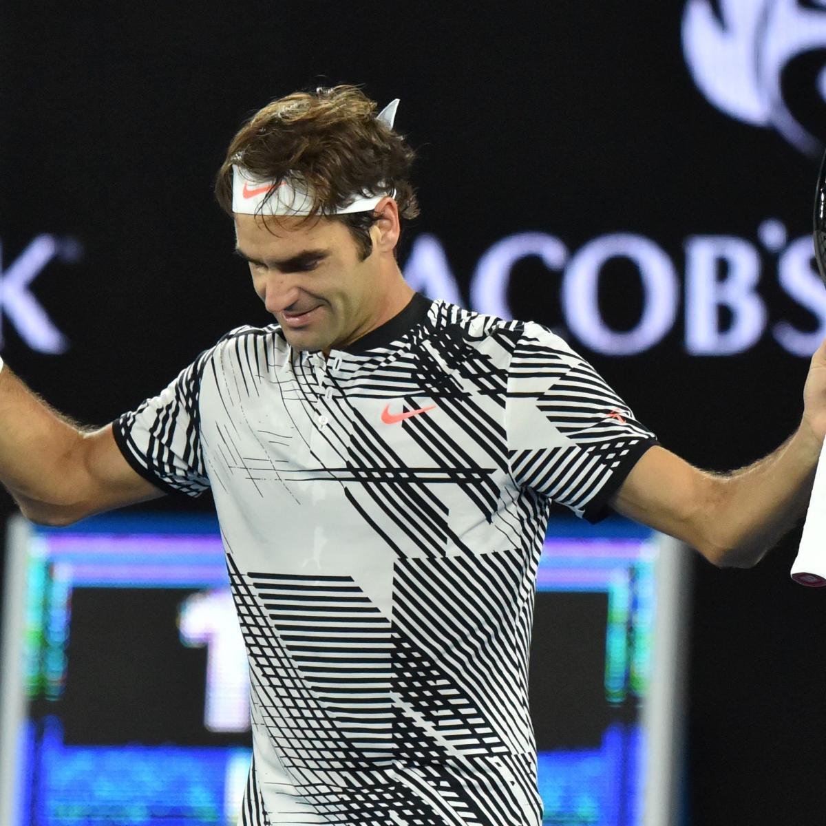 Australian Open 2017 Men's Final: TV Schedule, Start Time