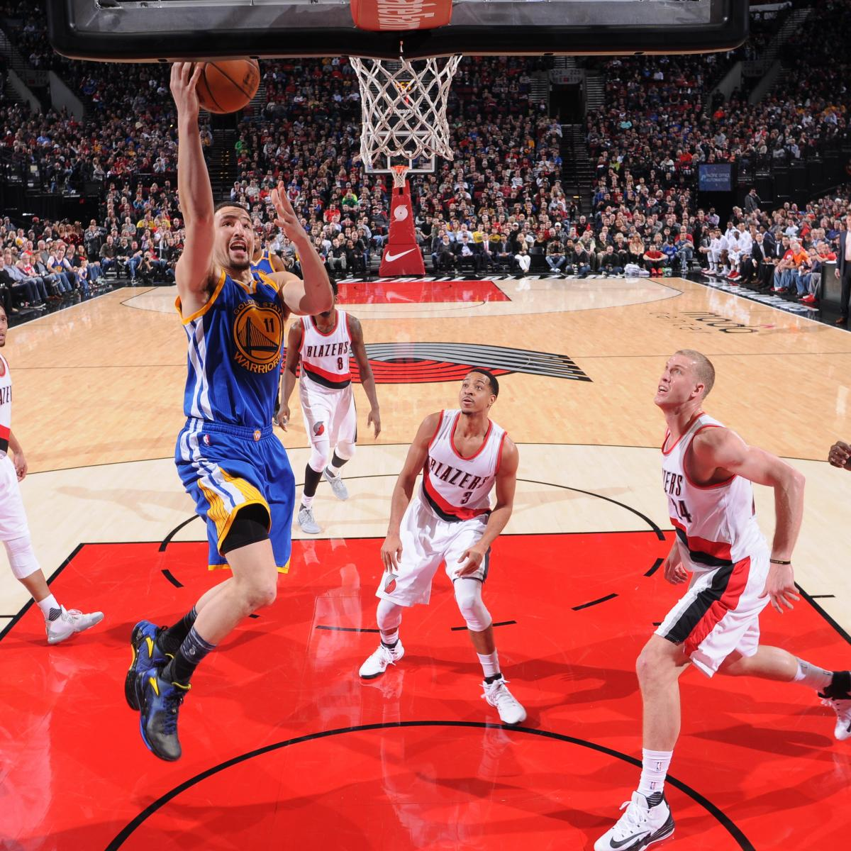 Portland Trail Blazers Final Score: Warriors Vs. Trail Blazers: Score, Highlights, Reaction