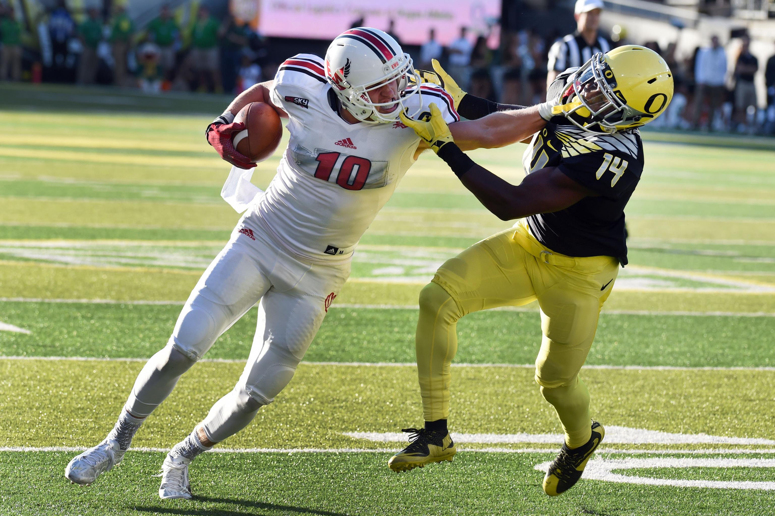 Fcs Star Cooper Kupp Poised To Shoot Up 2017 Nfl Draft Boards Bleacher Report Latest News Videos And Highlights