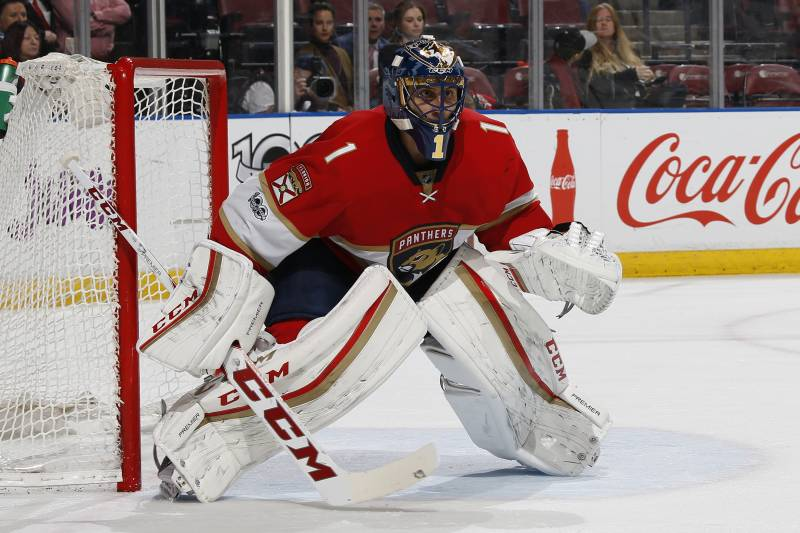 Roberto Luongo Becomes 5th Goaltender With 450 Career Victories