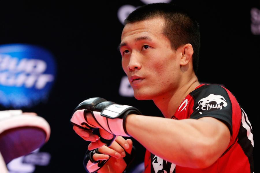 The Korean Zombie' Has Returned to Devour Opponents in the UFC | Bleacher Report | Latest News, Videos and Highlights