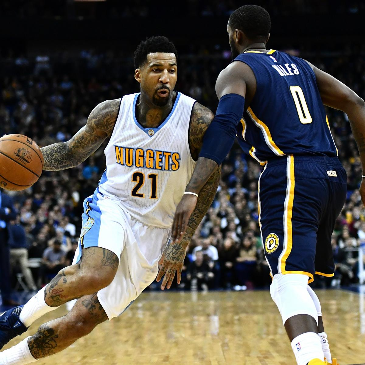 Nuggets Rumors: Wilson Chandler Trade Rumors: Latest News, Speculation