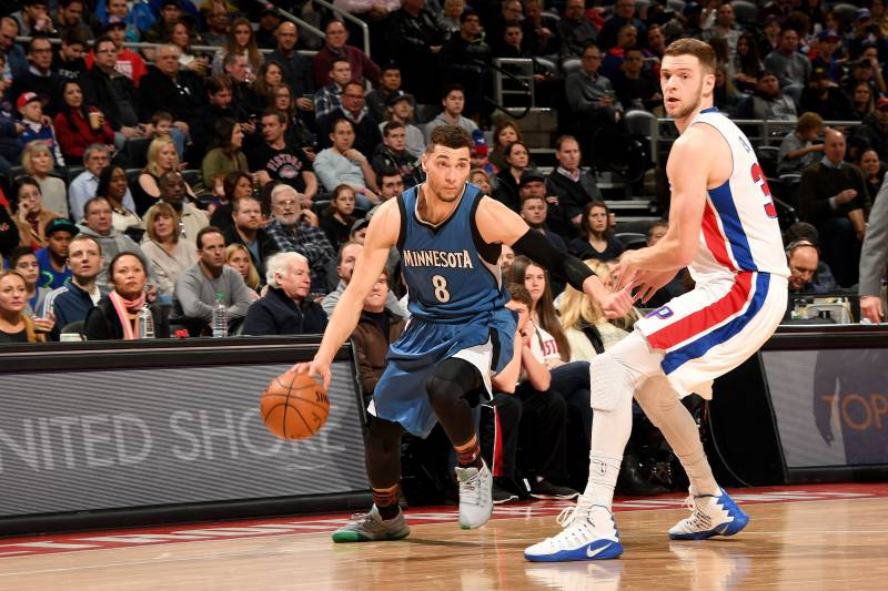 Zach Lavine Injury Update Timberwolves Star To Have Season Ending