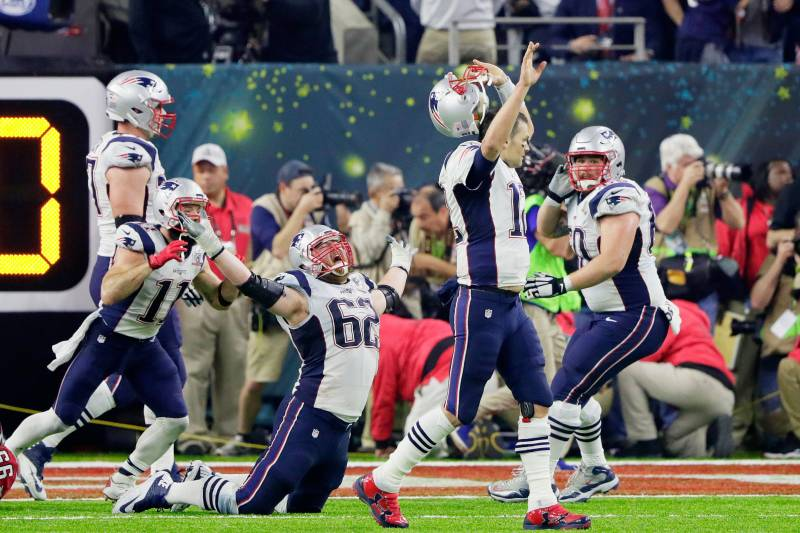 Super Bowl 2017 Score And Twitter Reaction From Patriots Vs