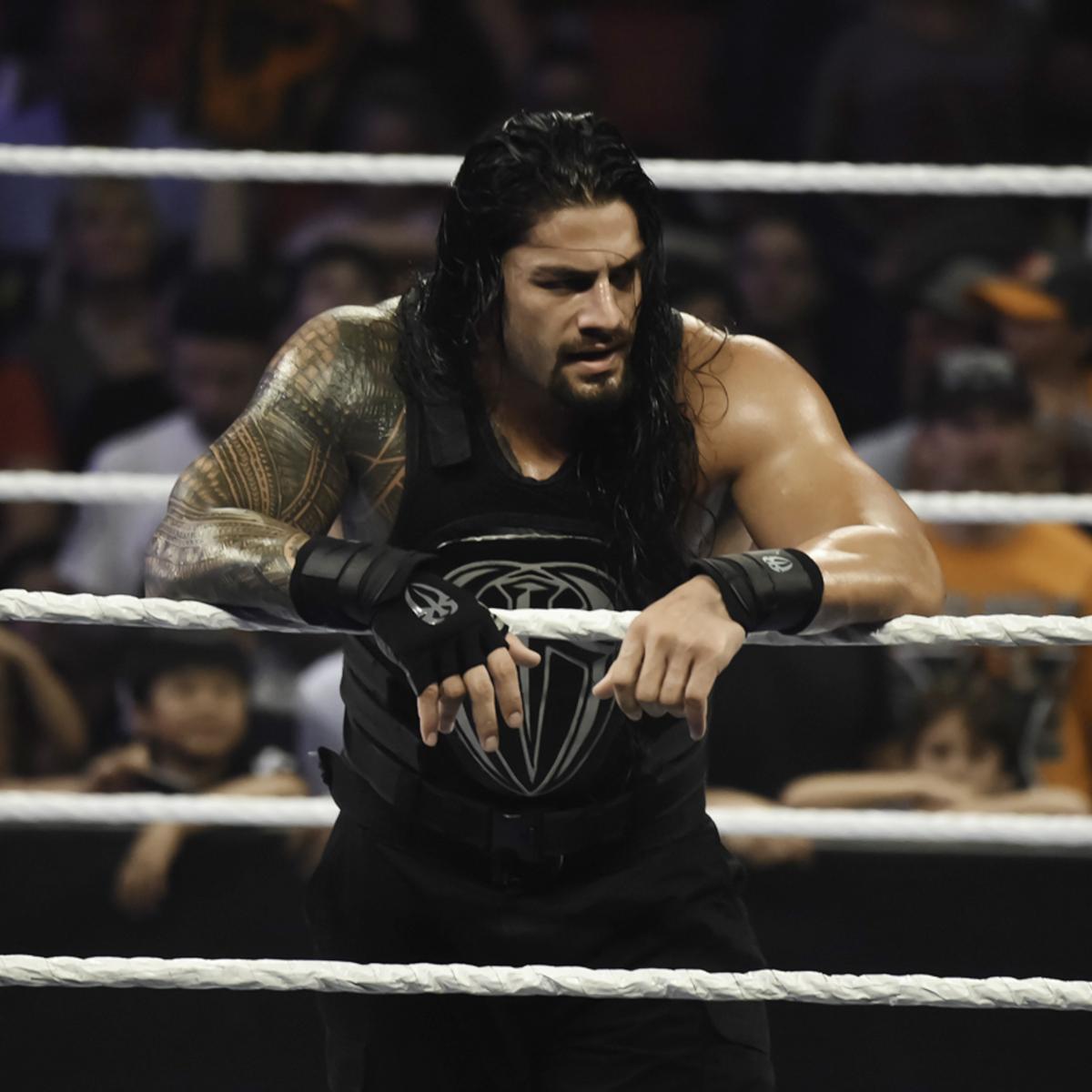 2017 Latest News: Roman Reigns Vs. Braun Strowman Announced For WWE Fastlane